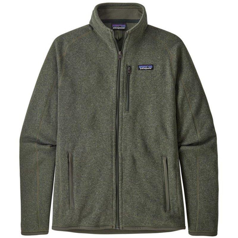 パタゴニア メンズ ジャケット・ブルゾン アウター Patagonia Better SweaterR Jacket Industrial Green