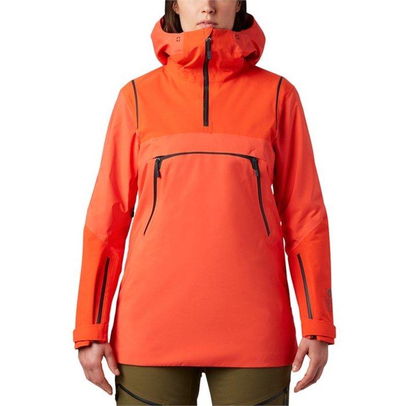 マウンテンハードウェア レディース ジャケット・ブルゾン アウター Mountain Hardwear Boundary Line GORE-TEX Insulated Anorak - Women's Sweet Chili
