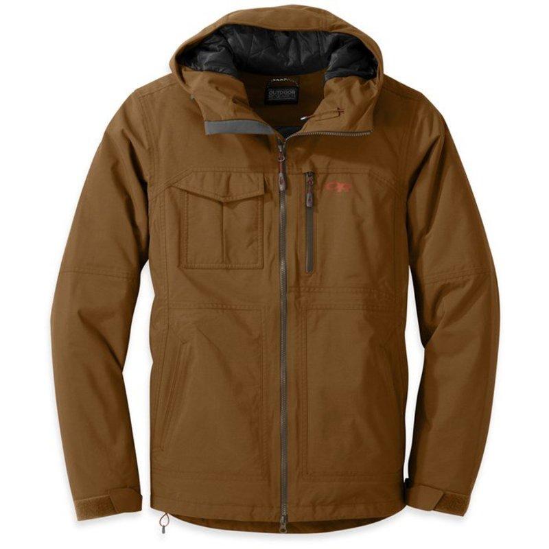 アウトドアリサーチ メンズ ジャケット・ブルゾン アウター Outdoor Research Blackpowder II Jacket Saddle
