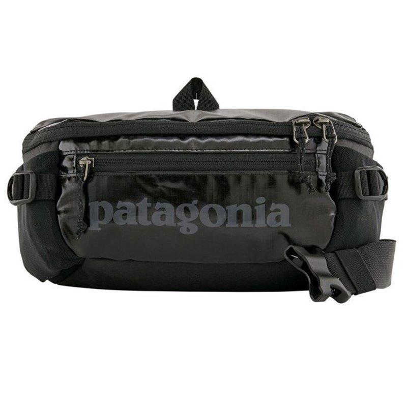 パタゴニア メンズ ボディバッグ・ウエストポーチ バッグ Patagonia Black HoleR 5L Waist Pack Black