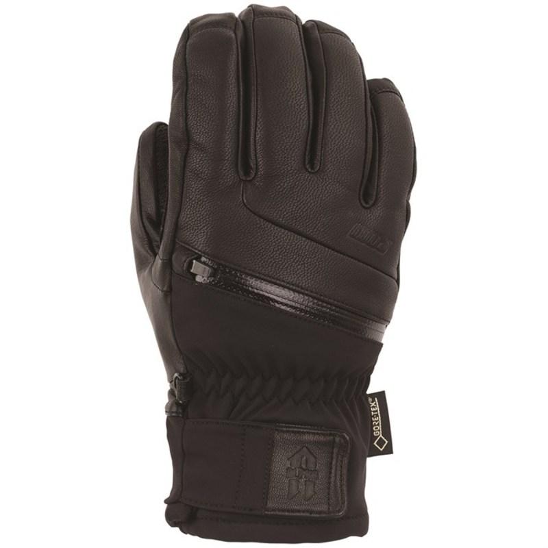 パウ メンズ 手袋 アクセサリー POW Alpha GORE-TEX Gloves Black