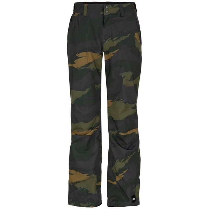 オニール レディース カジュアルパンツ ボトムス O'Neill Glamour Pants - Women's Green AOP