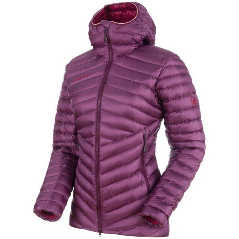 マムート レディース ジャケット・ブルゾン アウター Mammut Broad Peak Insulated Hooded Jacket - Women's Grape-Beet