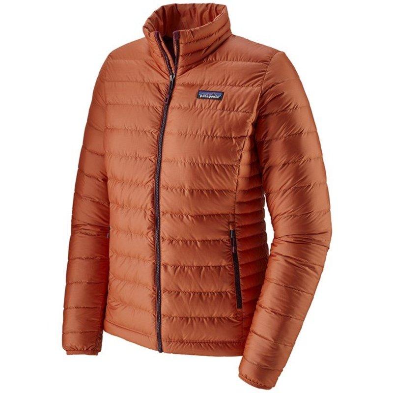 パタゴニア レディース ジャケット・ブルゾン アウター Patagonia Down Sweater - Women's Sunset Orange