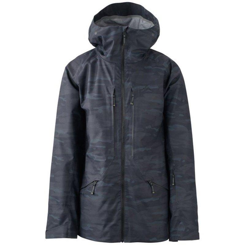 ストラフェ メンズ ジャケット・ブルゾン アウター Strafe Nomad Jacket Black Camo