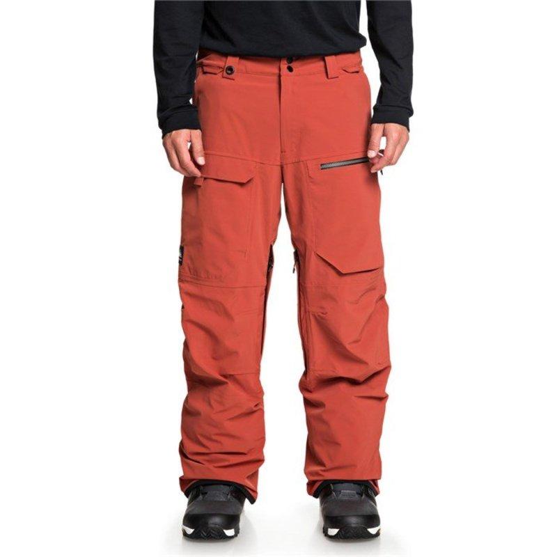 クイックシルバー メンズ カジュアルパンツ ボトムス Quiksilver TR Stretch Pants Barn Red