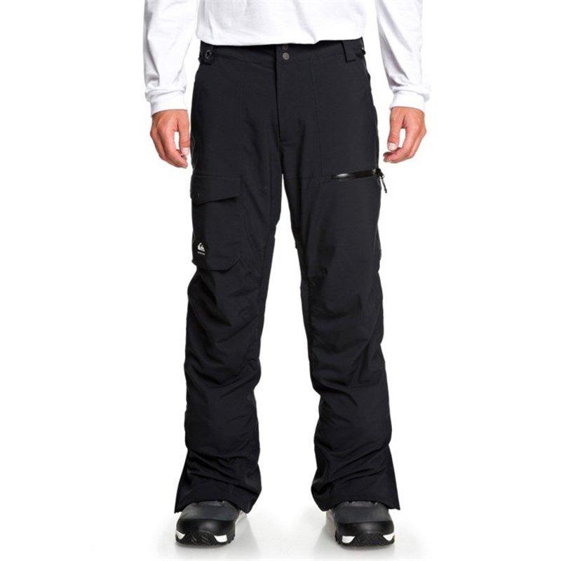 クイックシルバー メンズ カジュアルパンツ ボトムス Quiksilver Utility Pants Black