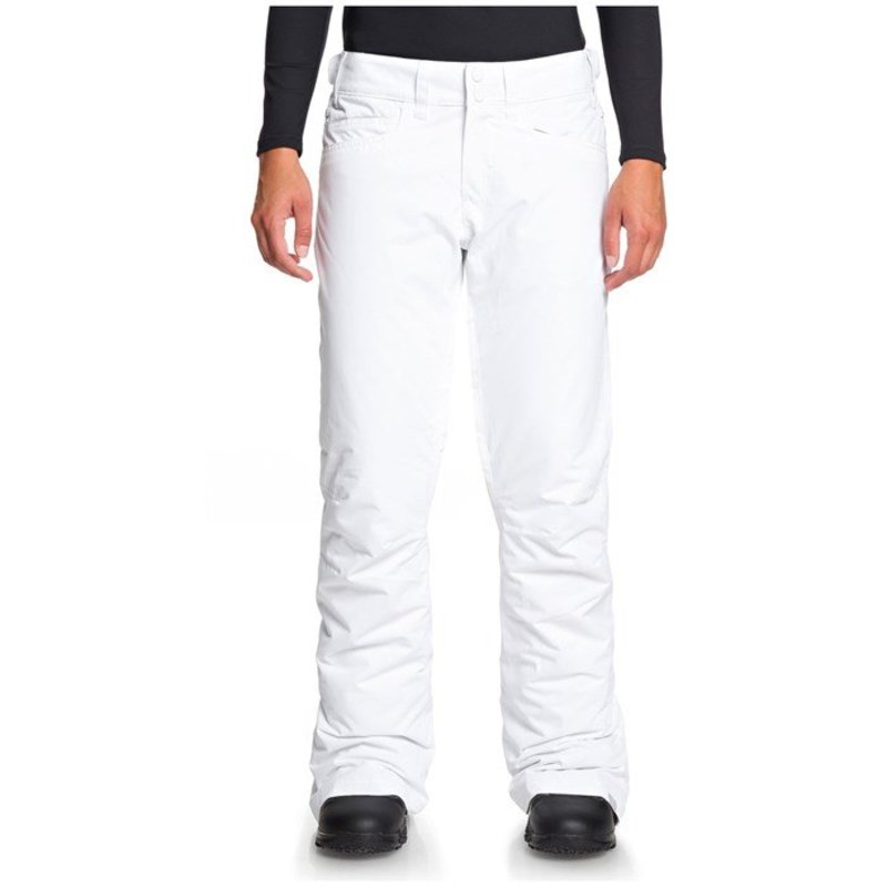 ロキシー レディース カジュアルパンツ ボトムス Roxy Backyard Pants - Women's Bright White