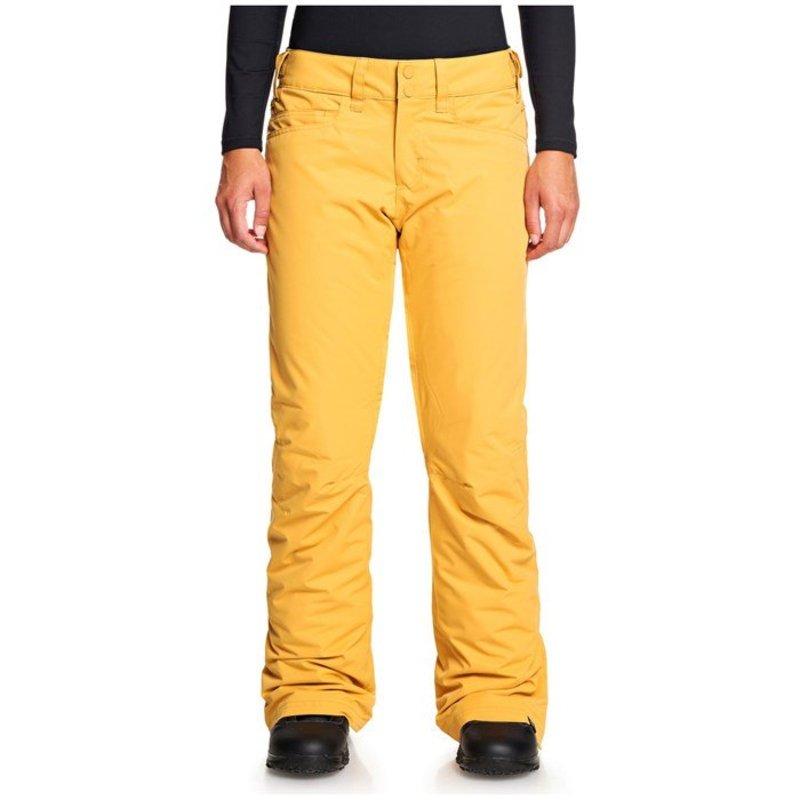 ロキシー レディース カジュアルパンツ ボトムス Roxy Backyard Pants - Women's Spruce Yellow