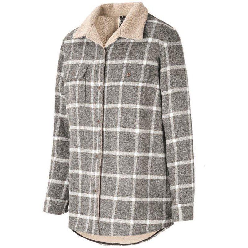 ピクチャー オーガニック レディース ジャケット・ブルゾン アウター Picture Organic Ambre Jacket - Women's Grey
