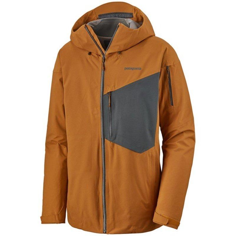パタゴニア メンズ ジャケット・ブルゾン アウター Patagonia Snowdrifter Jacket Hammonds Gold