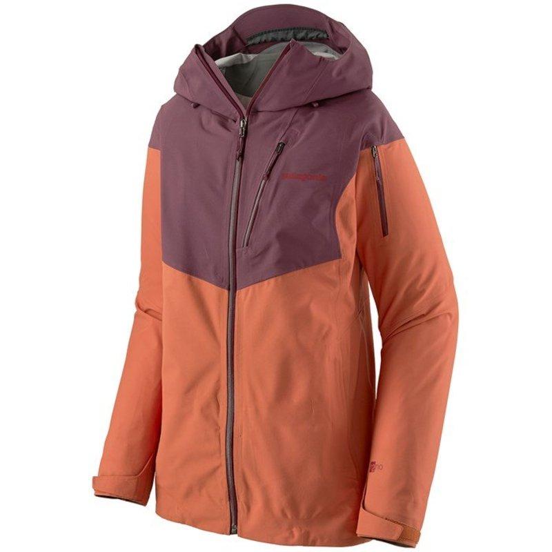 パタゴニア レディース ジャケット・ブルゾン アウター Patagonia Snowdrifter Jacket - Women's Sunset Orange