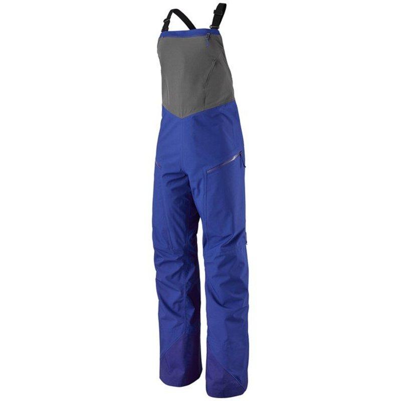 パタゴニア レディース カジュアルパンツ ボトムス Patagonia Snowdrifter Bibs - Women's Cobalt Blue