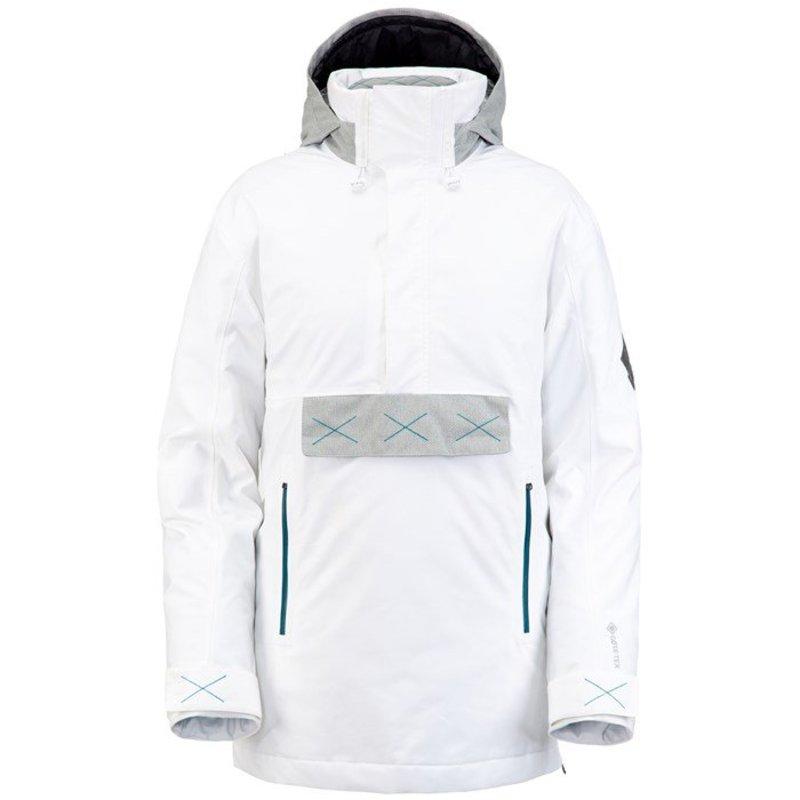 スパイダー レディース ジャケット・ブルゾン アウター Spyder All Out GORE-TEX Anorak - Women's White
