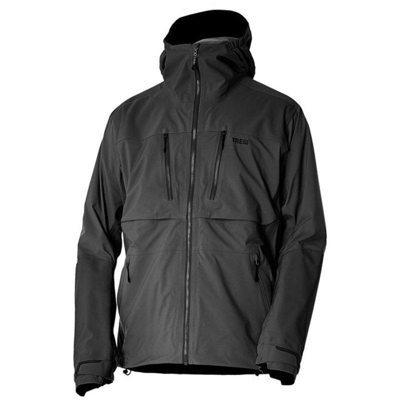 トルゥーギア メンズ ジャケット・ブルゾン アウター Trew Gear Capow Jacket Black