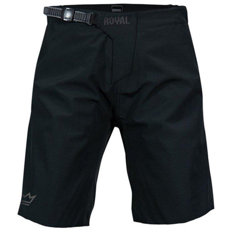 ロイヤルレーシング メンズ ハーフパンツ・ショーツ ボトムス Royal Racing Storm Shorts Black