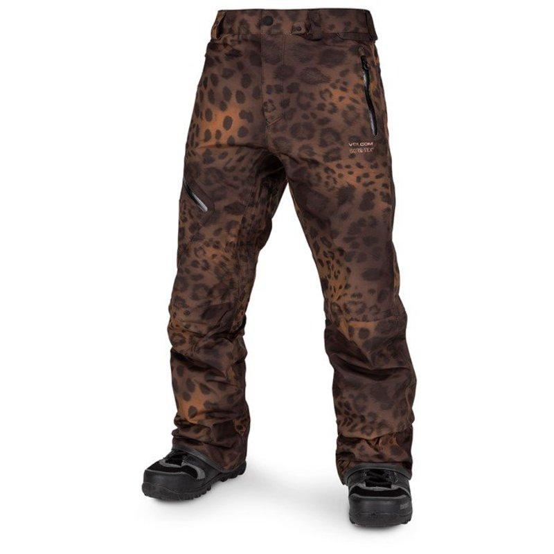 ボルコム メンズ カジュアルパンツ ボトムス Volcom L GORE-TEX Pants Cheetah