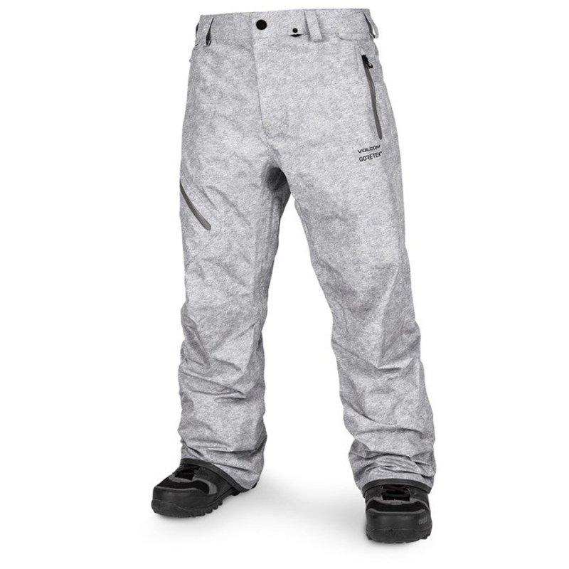 ボルコム メンズ カジュアルパンツ ボトムス Volcom L GORE-TEX Pants Heather Grey