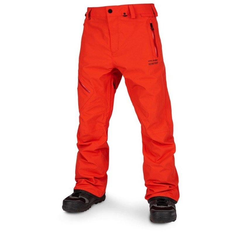 ボルコム メンズ カジュアルパンツ ボトムス Volcom L GORE-TEX Pants Orange