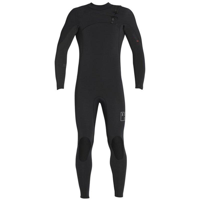 エクセル メンズ 上下セット 水着 XCEL 4/3 Comp X TDC Wetsuit Black