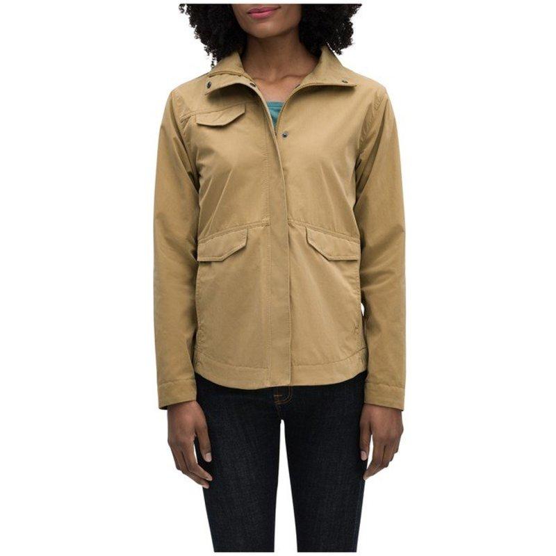 ナウ レディース ジャケット・ブルゾン アウター nau Introvert Crop Jacket - Women's Nutmeg