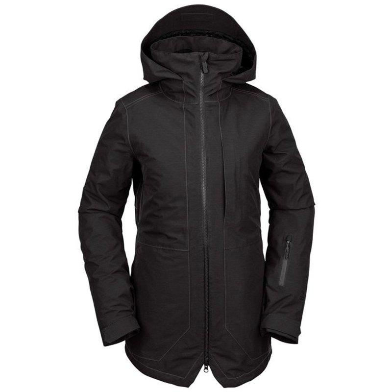 ボルコム レディース ジャケット ブルゾン アウター Volcom Iris 3-in-1 GORE-TEX Jacket - Women's Vintage Black
