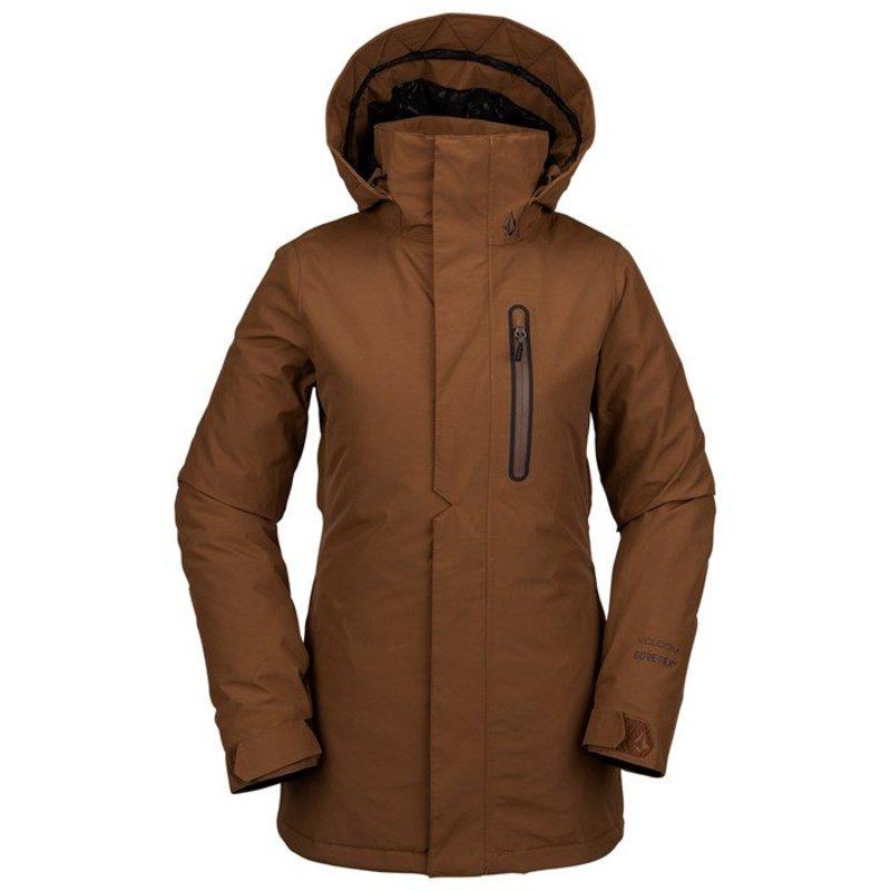 ボルコム レディース ジャケット・ブルゾン アウター Volcom Eva Insulated GORE-TEX Jacket - Women's Copper