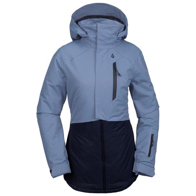 ボルコム レディース ジャケット・ブルゾン アウター Volcom Pine 2L TDS Jacket - Women's Washed Blue