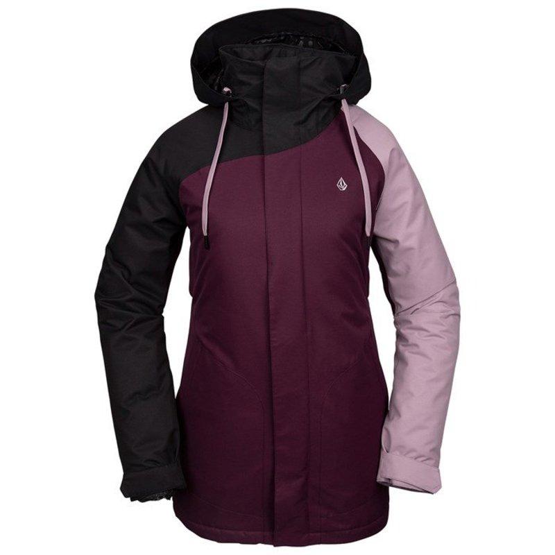 ボルコム レディース ジャケット・ブルゾン アウター Volcom Westland Insulated Jacket - Women's Merlot