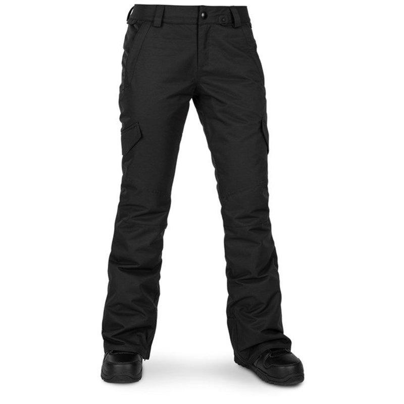 ボルコム レディース カジュアルパンツ ボトムス Volcom Bridger Insulated Pants - Women's Black