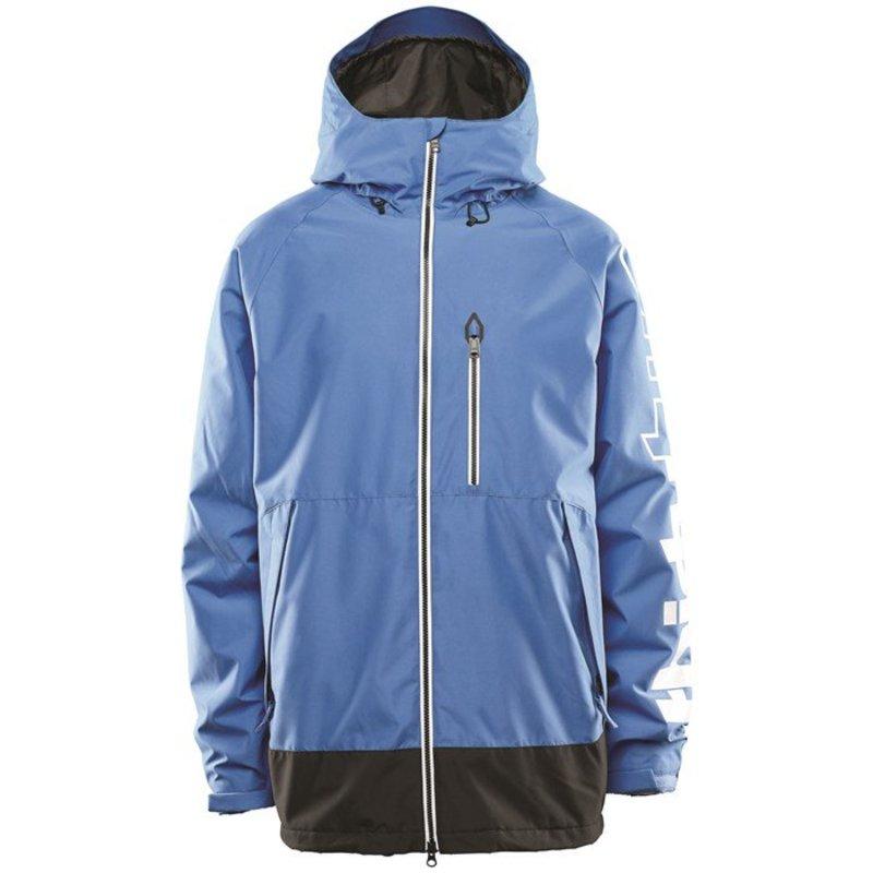 サーティーツー メンズ ジャケット・ブルゾン アウター thirtytwo Method Jacket Blue
