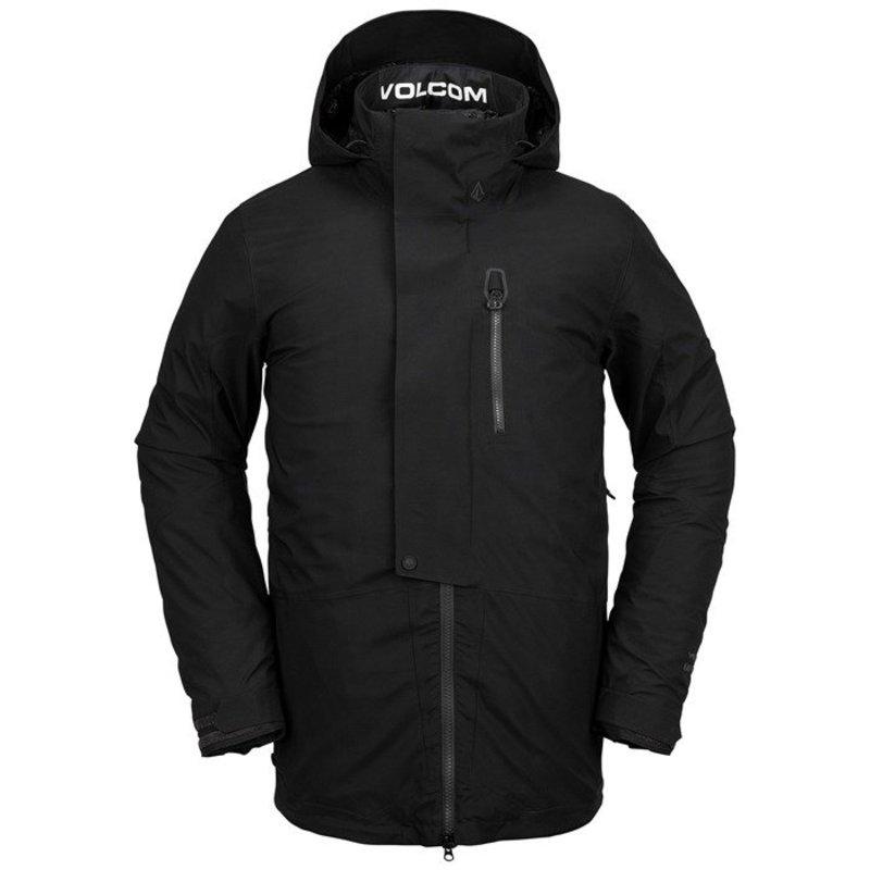 ボルコム メンズ ジャケット・ブルゾン アウター Volcom BL Stretch GORE-TEX Jacket Black
