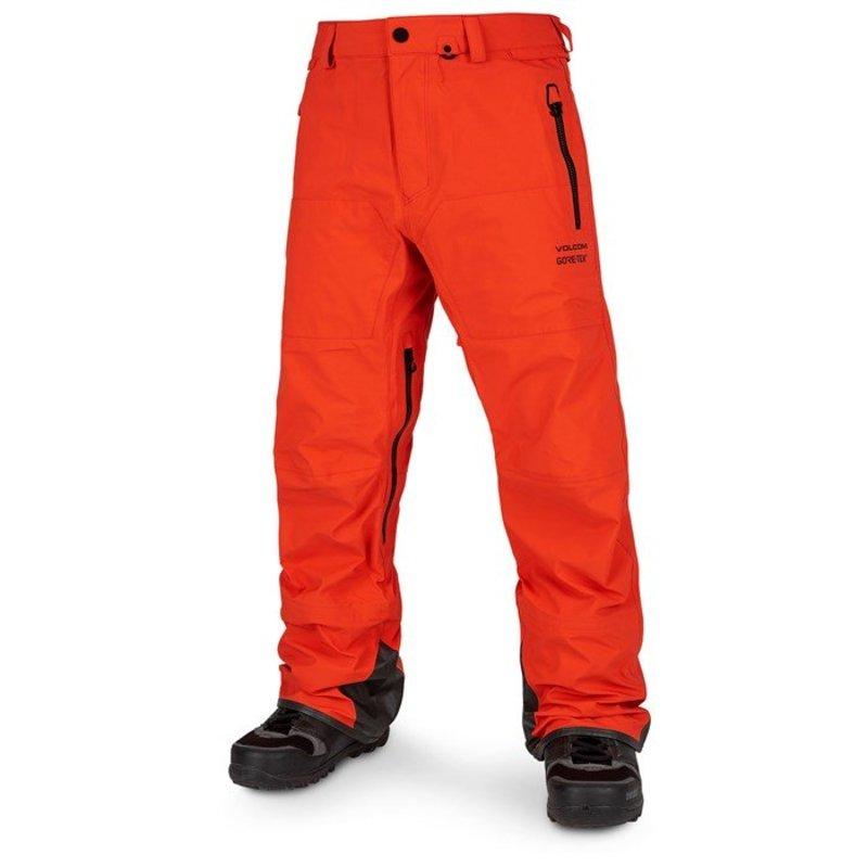ボルコム メンズ カジュアルパンツ ボトムス Volcom Guide GORE-TEX Pants Orange
