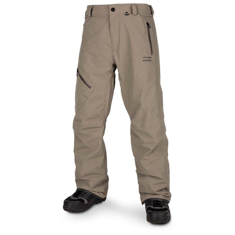 ボルコム メンズ カジュアルパンツ ボトムス Volcom L GORE-TEX Tall Pants Teak