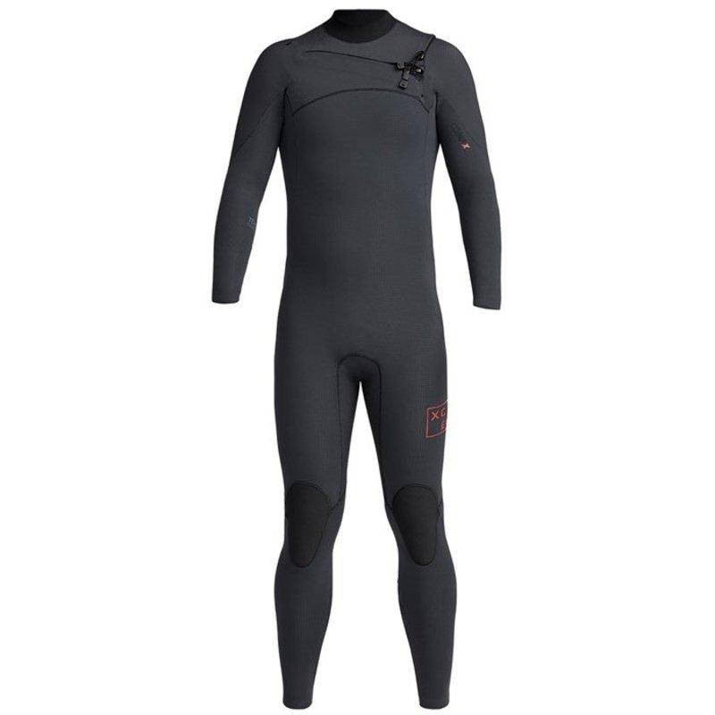 エクセル メンズ 上下セット 水着 XCEL 4/3 Comp X Wetsuit Black