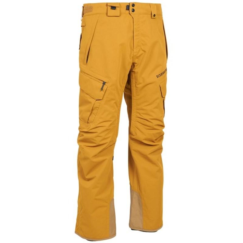 シックスエイトシックス メンズ カジュアルパンツ ボトムス 686 SMARTY 3-in-1 Cargo Pants Golden Brown