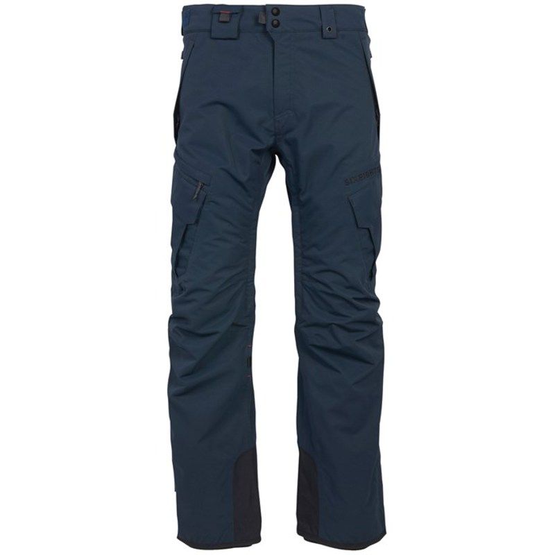 シックスエイトシックス メンズ カジュアルパンツ ボトムス 686 SMARTY 3-in-1 Cargo Pants Navy