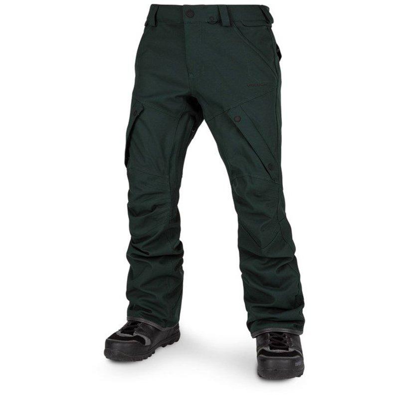 ボルコム メンズ カジュアルパンツ ボトムス Volcom Articulated Pants Dark Green