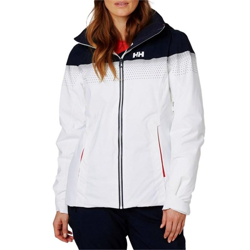 ヘリーハンセン レディース ジャケット・ブルゾン アウター Helly Hansen Motionista LifaLoft Jacket - Women's White