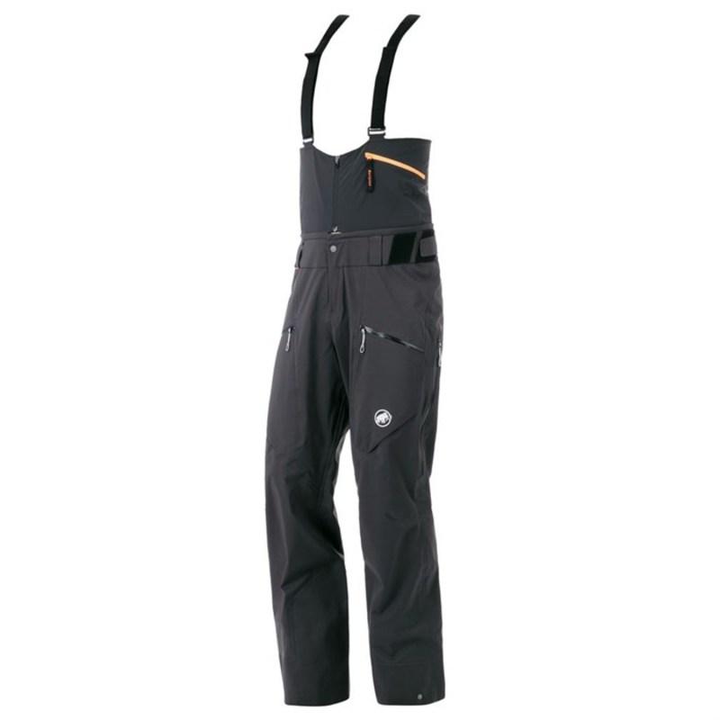 マムート メンズ カジュアルパンツ ボトムス Mammut Haldigrat HS Pants Black