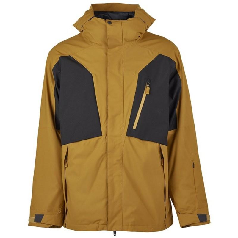 ボンファイヤー メンズ ジャケット・ブルゾン アウター Bonfire Firma Stretch 3-in-1 Jacket Camel
