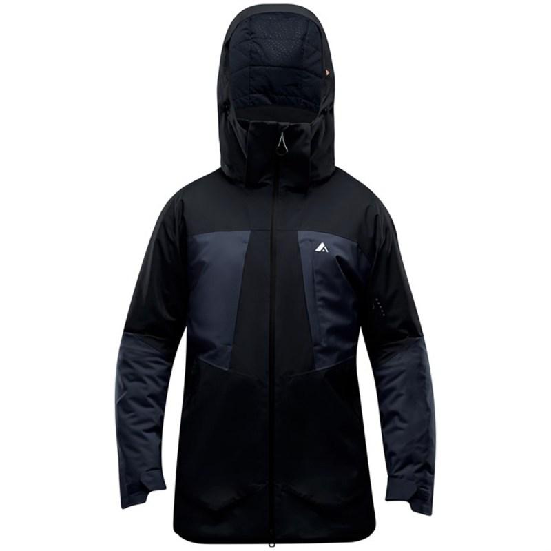 オラージュ メンズ ジャケット・ブルゾン アウター Orage Alaskan Jacket Black