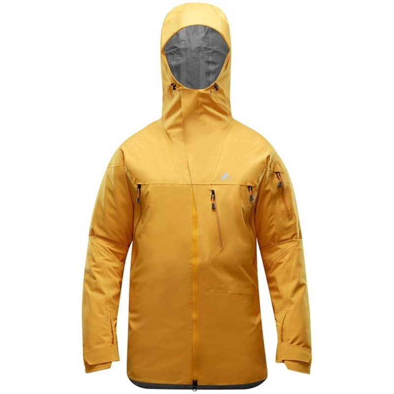 オラージュ メンズ ジャケット・ブルゾン アウター Orage Spire Jacket Honey Yellow