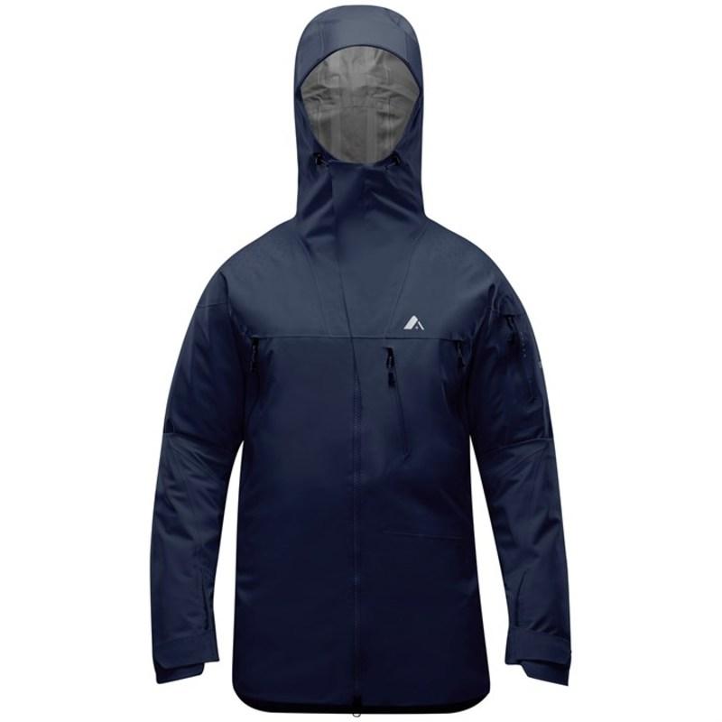 オラージュ メンズ ジャケット・ブルゾン アウター Orage Spire Jacket Pure Navy