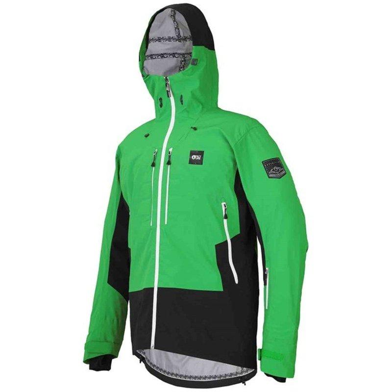 ピクチャー オーガニック メンズ ジャケット・ブルゾン アウター Picture Organic Harvest Jacket Green
