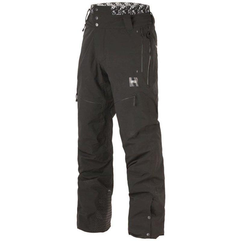 ピクチャー オーガニック メンズ カジュアルパンツ ボトムス Picture Organic Naikoon Pants Black