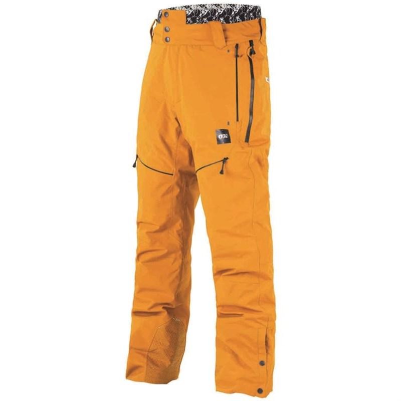 ピクチャー オーガニック メンズ カジュアルパンツ ボトムス Picture Organic Naikoon Pants Gold
