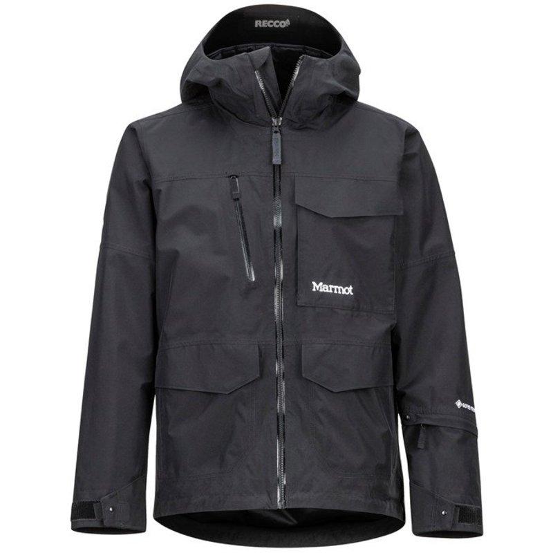 マーモット メンズ ジャケット・ブルゾン アウター Marmot Carson GORE-TEX Jacket Black