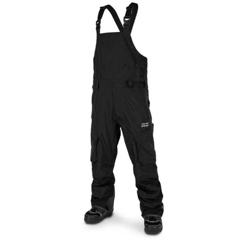 ボルコム メンズ カジュアルパンツ ボトムス Volcom 3L GORE-TEX Overalls Black