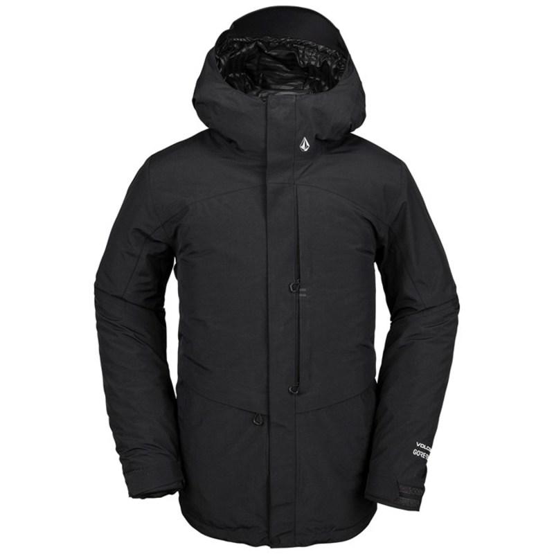 ボルコム メンズ ジャケット・ブルゾン アウター Volcom TDS 2L GORE-TEX Jacket Black